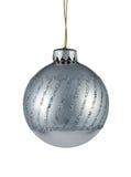 Weihnachtsbaumverzierung Stockfotografie
