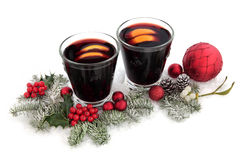 Weihnachtsbeifall Stockfoto