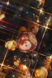 Weihnachtsbeleuchtung stockbilder