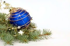 Weihnachtsbild Stockfoto