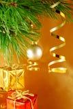 Weihnachtsbild Stockfotografie