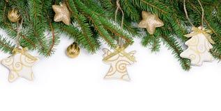 Weihnachtsblaues magisches Feld Lizenzfreie Stockbilder