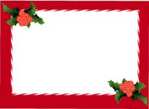 Weihnachtsblaues magisches Feld Lizenzfreie Stockfotografie