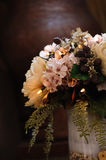 Weihnachtsblumen Stockfotografie