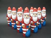Weihnachtsbowlingspiel Stockbilder