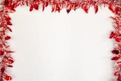 Weihnachtsbrett auf neuem Jahr Stockfoto