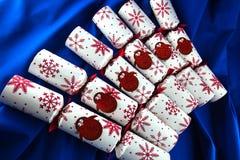 Weihnachtscracker Stockfotografie
