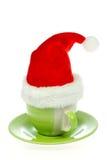 Weihnachtscup Lizenzfreie Stockfotografie