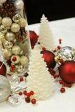 Weihnachtsdekor Lizenzfreies Stockfoto