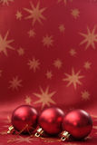Weihnachtsdekor Lizenzfreie Stockbilder