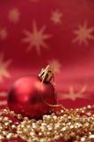 Weihnachtsdekor Stockbilder