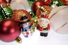 Weihnachtsdekor Lizenzfreies Stockbild