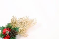 Weihnachtsdekor Lizenzfreie Stockfotografie