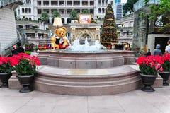 Weihnachtsdekoration 1881 Stockfoto