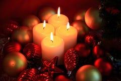 Weihnachtsdekoration. Lizenzfreies Stockbild