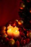 Weihnachtsdekoration. stockfotos