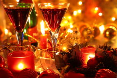 Weihnachtsdekoration. lizenzfreie stockfotos