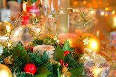 Weihnachtsdekoration. lizenzfreies stockfoto