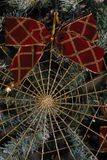 Weihnachtsdekoration 3 Stockfoto