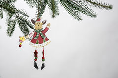 Weihnachtsdekoration Stockfotografie
