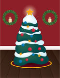 Weihnachtsdekoration #2 Stockbild