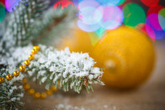 Weihnachtsdekoration #2 Stockfoto