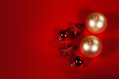 Weihnachtsdekoration Lizenzfreies Stockfoto