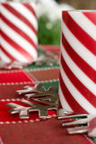 Weihnachtsdekoration. Stockbild