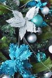 Weihnachtsdekoration des Tannenbaums Lizenzfreies Stockbild