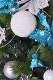 Weihnachtsdekoration des Tannenbaums Lizenzfreie Stockfotografie