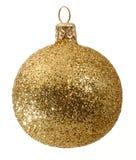 Weihnachtsdekoration - Kugel lizenzfreie stockfotografie