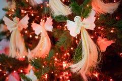 Weihnachtsdekoration Philippinen lizenzfreie stockfotos