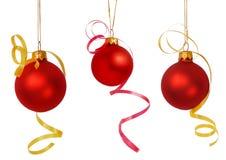 Weihnachtsdekorationen Stockbild
