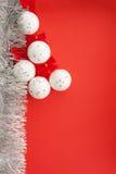 Weihnachtsdekorationen Stockfotografie