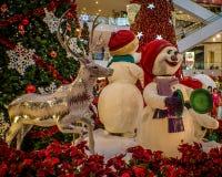 Weihnachtsdekorationszubehör Lizenzfreie Stockfotografie
