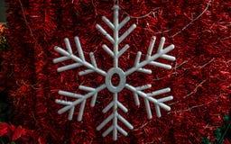 Weihnachtsdekorationszubehör Stockfoto