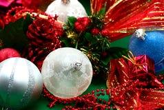 Weihnachtsdekors Lizenzfreie Stockbilder