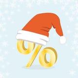 Weihnachtseinkaufen Stock Abbildung