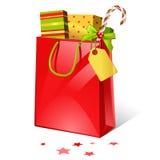 Weihnachtseinkaufen Stockbilder