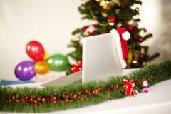 Weihnachtseinkaufen Stockfotos