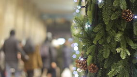 Weihnachtseinkaufen
