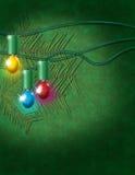 Weihnachtselektrische Fühler Stockfotos
