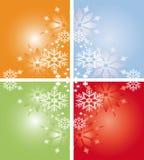 Weihnachtselemente Lizenzfreie Stockbilder