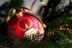 Weihnachtsfühler Stockfotos