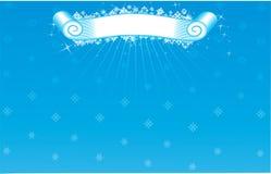 Weihnachtsfahnen/-hintergründe Lizenzfreie Stockfotografie