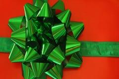 Weihnachtsfarben Stockbild