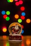 Weihnachtsfarben Stockfotos