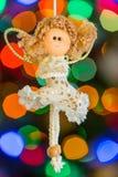 Weihnachtsfee Stockfotos