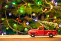 Weihnachtsfeiertags-Konzeptkarte stockbild