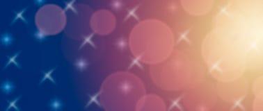 Weihnachtsfeiertags-Zusammensetzungshintergrund mit Kopienraum lizenzfreie abbildung